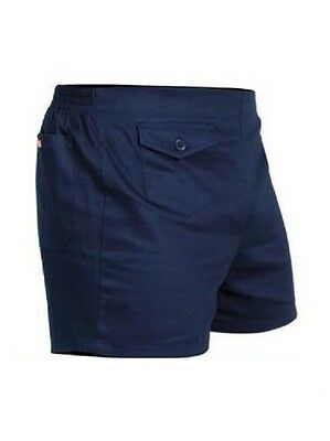 Special! 4 X Stubbies Original basic Cotton Drill Short Value Pack (SE2010)