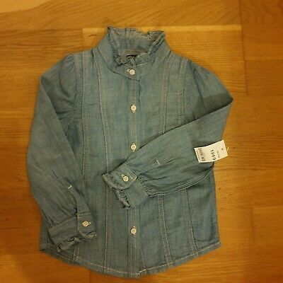 Girls GAP denim shirt age 3. New with tags,  would make a lovely gift