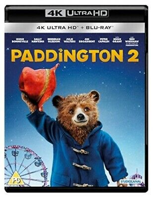 Paddington 2 4K Ultra Hd [Uk] New 4K Bluray