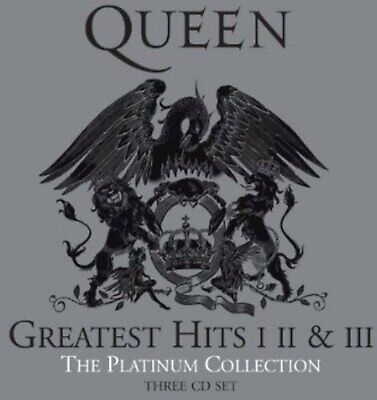 PLATINUM QUEEN-THE COLLECTION -JAPAN SHM-CD BONUS TRACK N00 F/S w/Tracking# NEW