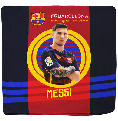 "Pillow Case / for Cuddly Pillow - "" Lionel Messi - FC Barcelona/Fcb "" - 40 CM"