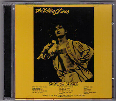 THE ROLLING STONES SMOKING STONES 2 CD Vol 1 & 2