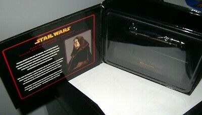Master Replicas Darth Sidious Star Wars LIGHTSABER .45 scale EXCLUSIVE SW-324