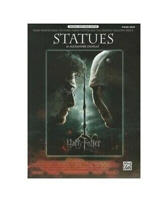 """""""Statues from Harry Potter and the Deathly Hallows, Part 2: Piano Solo"""""""