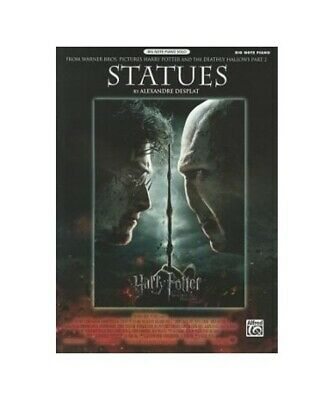 """""""Statues from Harry Potter and the Deathly Hallows, Part 2: Big Note Piano"""""""