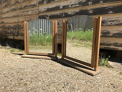Vintage Shop Counter Mirrors Display Drapers 1950s 1940s Top Display Store