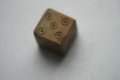 ANCIENT ROMAN DICE 1/2nd CENTURY AD