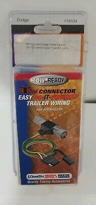 **NEW** Reese Towpower 85777 T-Connector Trailer Wiring