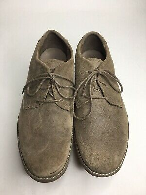 TIMBERLAND FRONT COUNTRY TRAVEL MEN'S BROWN SUEDE CHUKKA