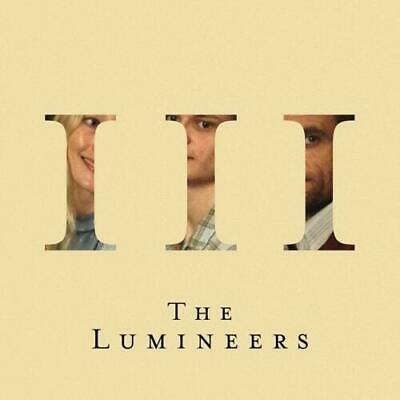 The Lumineers - III - Brand new CD in wrapper - free media mail shipping in USA