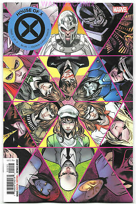 House Of X #2 (Of 6)  Marvel Comic Book Aug 2019 First Print Hickman New 1