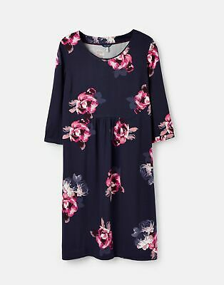 Joules 206930 Woven Kirsten with Pockets in NAVY FLORAL
