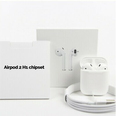AirPods 2 2nd Gen 1:1 Clone wireless charging airpod BEST AVAILABLE NEW H1 CHIP