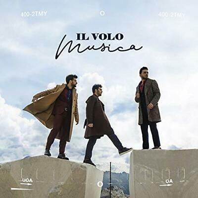 IL VOLO-MUSICA-JAPAN CD+BOOK BONUS TRACK From japan