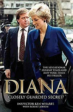 Diana - Closely Guarded Secret - New and Updated Edition-ExLibrary