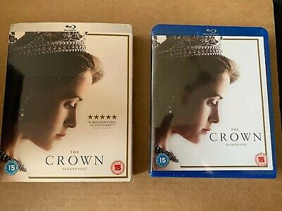 The Crown: Season Series 1 One (Box Set) [Blu-ray] brand New & Sealed Claire Foy
