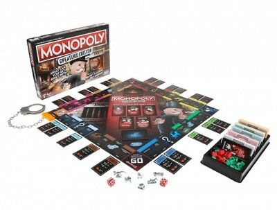 Monopoly Board Game - Cheaters Edition