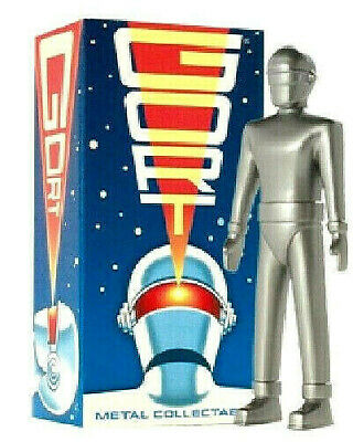 GORT figura de metal 12cm Rocket USA
