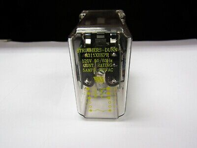 Struthers & Dunn Power Relay A311Xbxpr