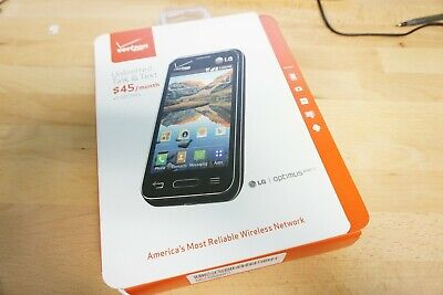 LG Optimus Zone 2 VS415PP Verizon Wireless Prepaid BRAND NEW