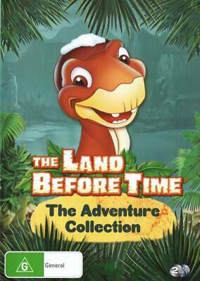 The Land Before Time: The Adventure Collection  - DVD - NEW Region 4, 2
