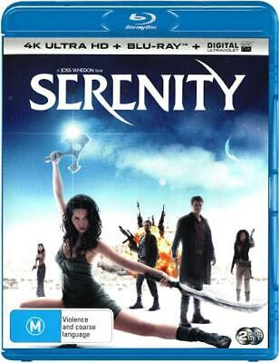 Serenity (2005) (4K Uhd/Blu-Ray/Uv) (2005) [New Bluray]