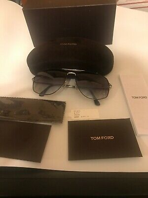 Men Tom Ford Sunglasses TF530 Black Frame BRAND NEW WITH CASE /& TAGS RETAIL $460