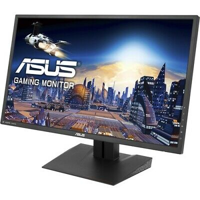 Asus ROG Swift 27  Gaming Monitor Black  -  2560 x 1440 WQHD Display - 144Hz ref