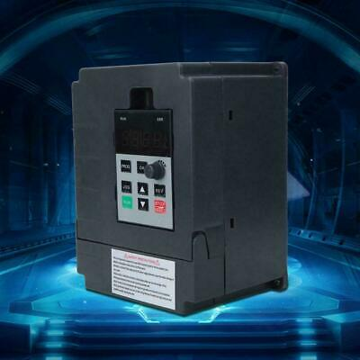 AC220V 12A 0.75KW Universal Mini Variable Frequency Drive Inverter Controller
