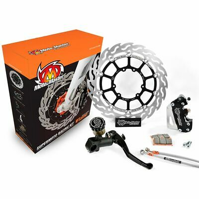 Kit Supermoto Racing Moto-Master kit complet Flame avec maître cylindre radial