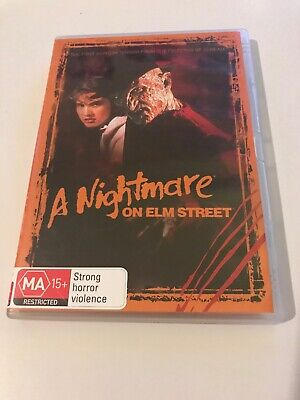 Nightmare On Elm Street Scary Movie For Halloween DVD Sale!