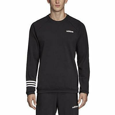 Adidas Men's Essentials Motion Pack Fitted Crew Sweatshirt, Legend Ink, X-Large