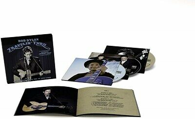 Travelin' Thru Featuring Johnny Cash: 1967-1969 - Bob Dylan (Box Set) [CD]