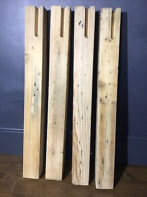Wooden Table Legs, Set Of Four (No.5)
