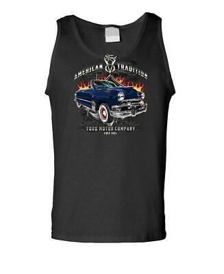 American Tradition Ford Motor Company - Unisex Cotton Tank Top