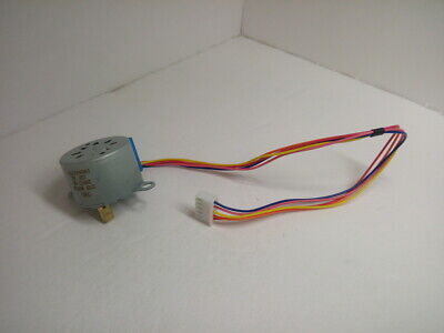 28BYJ-48 12V 12 Volts DC Step Motor 5 Pins Power Control Cable 28BYJ 48 Arduino