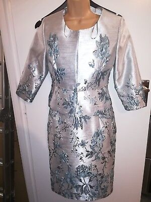 New MOTHER OF THE BRIDE OUTFIT 'LIZABELLA' Size 10