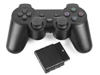 2019 Wireless Dual Shock Controller for PS2 PlayStation 2 Joypad Gamepad - NEW