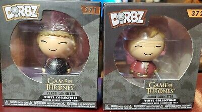Funko DORBZ GOT Game of Thrones Jaime and Cersei Lannister Brand New