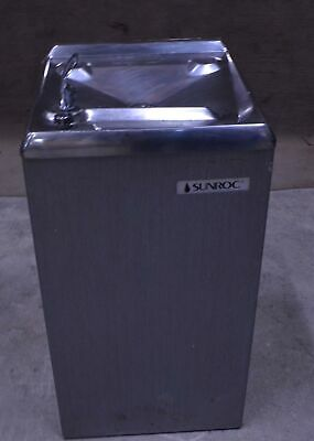 Sunroc NSW-8 Wall Mounted Drinking Fountain Water Cooler