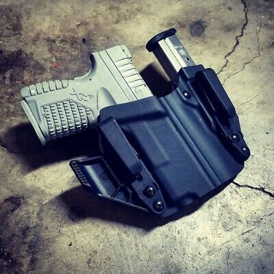 S/&W SD9 VE CONCEALED IWB HOLSTER BY ACE CASE *100/% MADE IN U.S.A.*