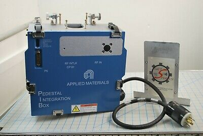 0010-181080 / Pedestal Integration Box / Applied Materials