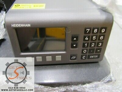 Nd 280 / Manual Wafer Thickness Measurement Tool / Heidenhain Nd280