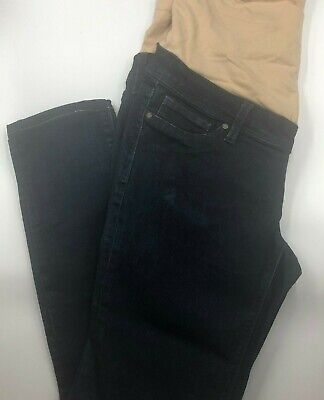 Maternity Jeans by Jeans West Size 10 Skinny Leg