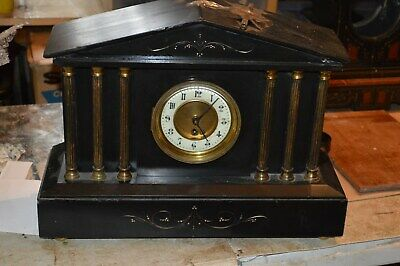 LARGE COLLECTION of ANTIQUE CLOCKS