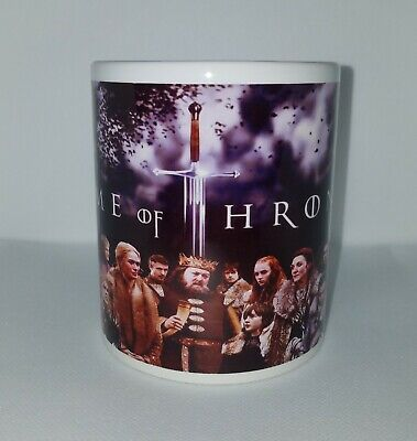 GAME OF THRONES mug cup taza jarro posillo coffeemug  souvenir regalo gift 11oz