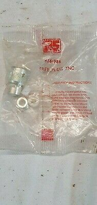 Free TNC Plug RS Componets Number 456-986
