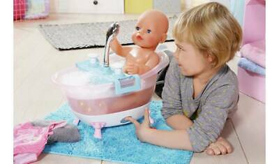 Baby Born Bathtub Bath Surprise Accessories for Dolls for 3+ Years