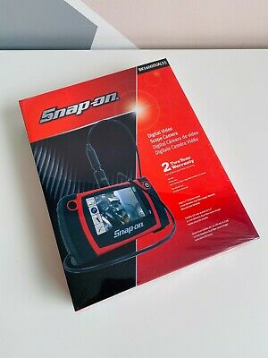 *NEW* Snap On True Digital Video Inspection Scope Camera -Dual View BK5600DUAL55