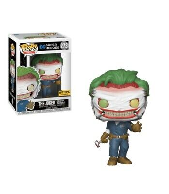Funko Pop! The Joker Death of the Family DC Comics Hot Topic Exclusive Pop 273